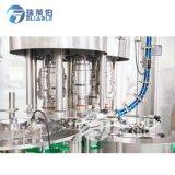 La bouteille en verre a carbonaté l'usine de boissons fabriquée en Chine