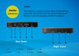 인조 인간 6.0 마시맬로 텔레비젼 상자 S905X Tx5 직업적인 텔레비젼 상자