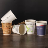 Café caliente taza de papel desechables