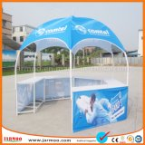 En forma de estrella sólido diseño libre tienda de campaña de publicidad exterior