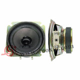 Papierlautsprecher-Lieferant des kegel-Lautsprecher-Dxyd66n-18z-4A-F China 66mm 4ohms 0.5W