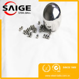 Esfera de aço inoxidável de esfera de metal SUS304 feita no polonês de prego