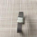 0.6 Cinturino della maglia dell'acciaio inossidabile con il catenaccio scorrevole di rinforzo
