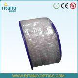 Carrete de cable óptico de fibra de OTDR con el conjunto seguro