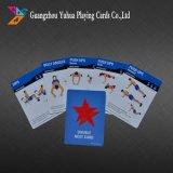 Nuevas tarjetas de plástico tarjetas educativas