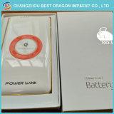pantalla digital USB de alta capacidad del banco de energía inalámbrica 10000mAh cargador para teléfono móvil