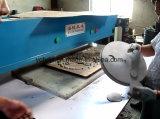 La Chine faisant à usine la machine de découpage automatique hydraulique de sac en cuir