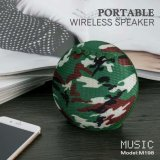 Bluetoothのリネン携帯用屋外の小型スピーカー