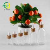 5ml 10ml 15ml 20ml 50ml 100ml garrafa de vidro com Bambu conta-gotas