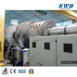 기계 밀어남 선을 만드는 Swd HDPE PPR 관