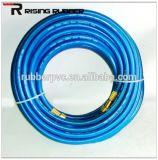 Mangueira de Ar de plástico reforçado com fibra de PVC para acetileno ou oxigénio