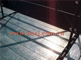 Rolo de aço quente de Walkboard do auto edifício marinho que dá forma à fábrica de máquina