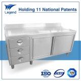 304か430ステンレス鋼の商業台所装置