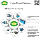 película plástica automática máquina de papel tejido Facial Precio de la línea de producción