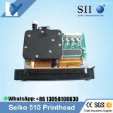 Cabeza de impresión de la cabeza de impresión de Seiko 510 Spt510 50/35pl para la cabeza de impresora solvente de Seiko 510 de la impresora de Icontek Crystaljet Gongzheng Zhongye del faetón del infinito del desafiador