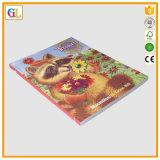 Impressão colorida profissional do livro da história das crianças (OEM-GL002)