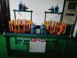 De Wevende Machine 8spindle 2heads van de Kabel van de hoge snelheid