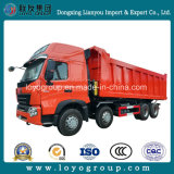 Sinotruk HOWO-A7 420HP 8X4のダンプトラック