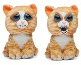Jouets de peluche bourrés par face courageuse de modification de Granda Weiqi de kangourou de Bobby Sam Pringles de chariot d'animal d'animaux familiers
