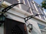 Niedriger Preis-Licht wiegen Aluminiumtür-Fenster-im Freienschutz mit dem Ausdauer-Leben