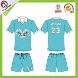 Dreamfox Personalizar ropa deportiva 100% poliéster Camiseta de fútbol Moisture-Wicking