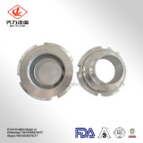 工場価格の衛生ステンレス鋼タンク連合サイトグラス