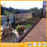 Im Freien Frameless Glasgeländer-Pool-Zaun für Balkon