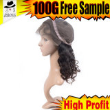 Brazilian Hair front Lace TIG with Higher Density