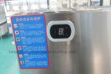 Poêle de vente chaud d'admission avec le double bec et le réservoir Steaming