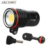 Buceo 120000 lúmenes de luz LED Video Archon WM66