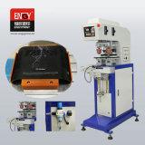 Máquina de impressão plástica personalizada da almofada de Serigraph do tampão, preço elétrico da máquina de impressão da almofada, impressora da almofada