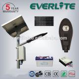 Catalogue des prix modulaire de réverbère de l'approvisionnement DEL de constructeur de Ningbo 30 watts avec du matériau en aluminium
