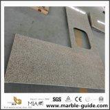 Naturel noir/blanc/vert/gris/beige/Brown des pierres de granite Comptoir de cuisine