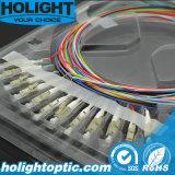 De Vlechten van de vezel voor LC Om1 12 Kleuren