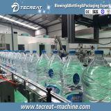5lit 10lit que bebe a água mineral que enche a linha de engarrafamento da máquina de 3in1 Monoblock