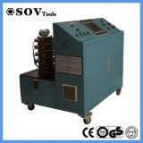 Frequenzumsetzungs-Steuersynchrones hydraulisches Hebezeug