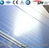3.2mm/2.0mm moderou o vidro solar Anti-Reflexivo
