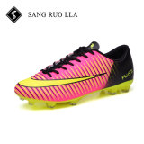 Chaussures extérieures du football d'hommes de bonne qualité