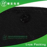 De gran tamaño personalizado de alta calidad se adaptan a cubrir el embalaje bolsa de ropa tejida