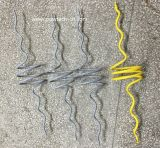 De tweerichtings Afleider van de Vogel van /Double Spiraalvormige