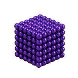 esfera magnética do Neodymium da cor de 3mm 5mm