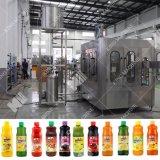 Сок в бутылках заполнение и упаковочные линии