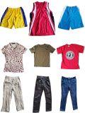 Signore variopinte 3/4 di esportazione dei vestiti usata pantaloni per la Cina