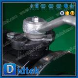 Vávula de bola forjada de alta presión de flotación de Didtek A105