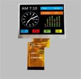 3.5任意選択インチTFT LCDの表示のモジュール320X240の容量性接触