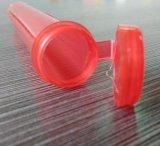 98mm-1 대중 음악 상단 모자를 가진 플라스틱 PP 합동 작은 유리병 관