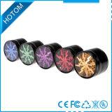 خمسة ألوان حارّ خداع عشب/تبغ يقبل جلّاخ عادة علامة تجاريّة