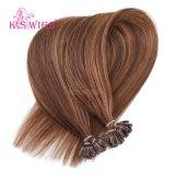 まっすぐなバージンの人間の毛髪の一等級のブラジルのRemyの毛の拡張