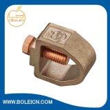 abrazadera de Rod de tierra de la aleación de cobre 1/2-Inch