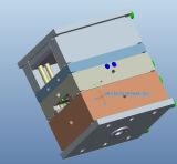 Los servicios de diseño de moldes de inyección de piezas moldeadas por inyección en el Barro, DME, Hasco Standard